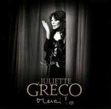 Juliette Gréco: Merci!, 2 CDs