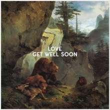 Get Well Soon: Love, CD