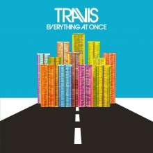 Travis: Everything At Once, CD