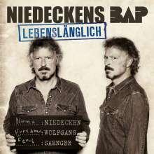 Niedeckens BAP: Lebenslänglich, CD