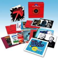 """The Who: Vol.4: The Polydor Singles 1975 - 2015 (Limited Edition Box Set), 15 Singles 7"""""""