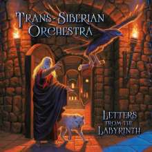 Trans-Siberian Orchestra: Letters From The Labyrinth, CD
