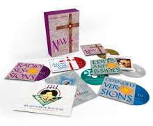 Simple Minds: New Gold Dream (81/82/83/84) (Super-Deluxe-Edition), 5 CDs und 1 DVD