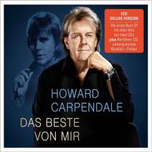 Howard Carpendale: Das Beste von mir (Deluxe Edition), 3 CDs