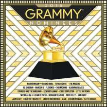 2016 Grammy Nominees, CD