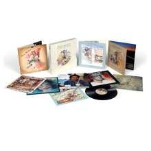 Steve Hackett (geb. 1950): Charisma Years 1975 - 1983 (Boxset), 11 LPs
