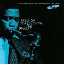 Ike Quebec (1918-1963): Blue & Sentimental (stereo), LP