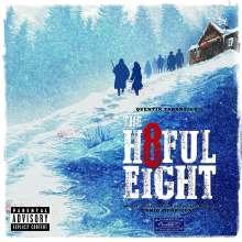 Ennio Morricone (geb. 1928): Filmmusik: The Hateful Eight (Explicit), CD