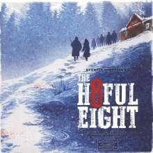 Ennio Morricone (geb. 1928): Filmmusik: The Hateful Eight (O.S.T.) (180g), 2 LPs
