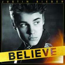 Justin Bieber: Believe, LP