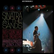 Frank Sinatra (1915-1998): Sinatra At The Sands - Live At The Sands Hotel And Casino (180g), 2 LPs