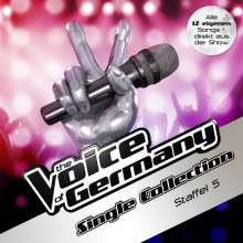 The Voice Of Germany - Die Single Collection Staffel 5 (2015), CD
