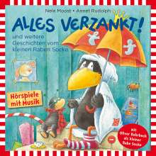 Rabe Socke-Alles Verzankt!, CD