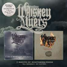 Whiskey Myers: Early Morning Shakes / Firewater, 2 CDs