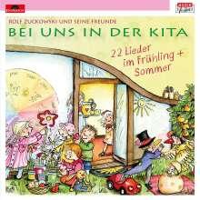 Bei uns in der Kita - 22 Lieder Frühling & Sommer, CD