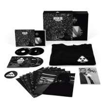 Megaloh: Regenmacher (Limited Deluxe Box), 4 CDs