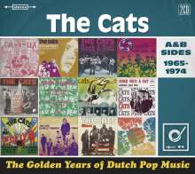 The Cats: The Golden Years Of Dutch Pop Music, 2 CDs