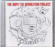 PJ Harvey: The Hope Six Demolition Project, CD