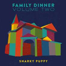 Snarky Puppy: Family Dinner Volume Two, 1 CD und 1 DVD