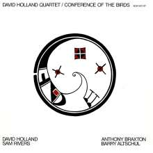 Dave Holland (geb. 1946): Conference Of The Birds (180g), LP