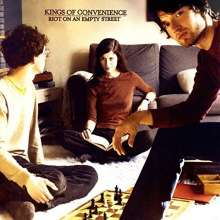 Kings Of Convenience: Riot On An Empty Street (Limited Edition), LP