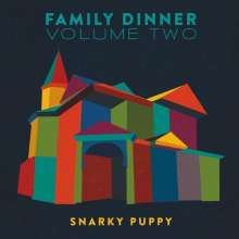 Snarky Puppy: Family Dinner Volume Two, 2 LPs und 1 DVD