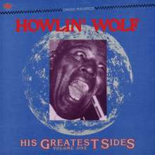 Howlin' Wolf: His Greatest Sides Volume One (Limited-Edition) (Red Vinyl), LP