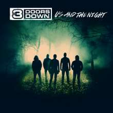 3 Doors Down: Us And The Night, CD