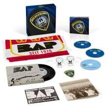 Niedeckens BAP: Die beliebtesten Lieder 1976 - 2016 (Limitierte Fan-Box), 3 CDs
