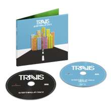 Travis: Everything At Once (Deluxe Edition), 1 CD und 1 DVD
