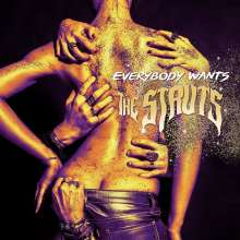 The Struts: Everybody Wants (Re-Release), CD
