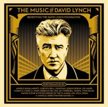 Filmmusik: The Music Of David Lynch, 2 LPs