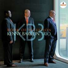 Kenny Barron (geb. 1943): Book Of Intuition, CD