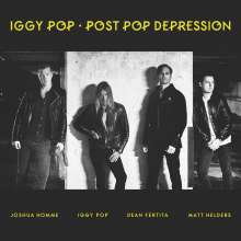 Iggy Pop: Post Pop Depression, CD