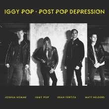Iggy Pop: Post Pop Depression (180g), LP