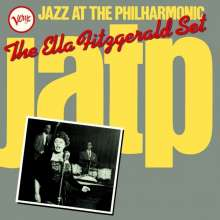 Ella Fitzgerald (1917-1996): Jazz At The Philharmonic (60 Jahre Verve), CD