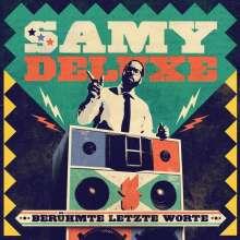 Samy Deluxe: Berühmte letzte Worte (180g), 2 LPs