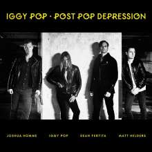 Iggy Pop: Post Pop Depression (180g) (Limited Deluxe Edition), LP