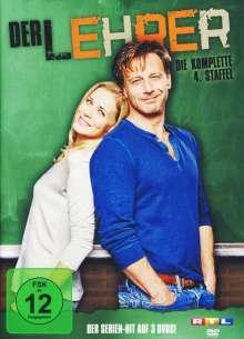 Der Lehrer Staffel 4, 3 DVDs