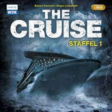 The Cruise Staffel 1  (Folgen 01-04), MP3-CD