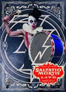 Saltatio Mortis: Zirkus Zeitgeist - Live aus der Großen Freiheit (Limited Deluxe Edition), 5 CDs