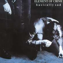 Element Of Crime: Basically Sad (180g), LP