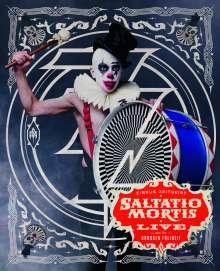 Saltatio Mortis: Zirkus Zeitgeist - Live aus der Großen Freiheit, Blu-ray Disc