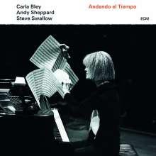 Carla Bley (geb. 1938): Andando El Tiempo, CD