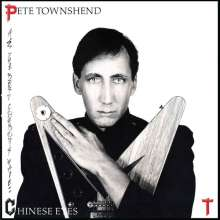 Pete Townshend: All The Best Cowboys Have Chinese Eyes (remastered) (180g) (Limited-Edition) (Gold Vinyl), LP