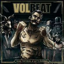 Volbeat: Seal The Deal & Let's Boogie, CD