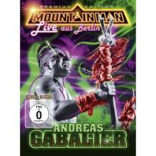 Andreas Gabalier: Mountain Man - Live aus Berlin 2015 (Limited Edition), 2 CDs
