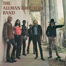 The Allman Brothers Band: The Allman Brothers Band (remastered) (180g), 2 LPs