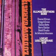 The Allman Brothers Band: Live At Ludlow Garage: 1970 (remastered) (180g), 3 LPs