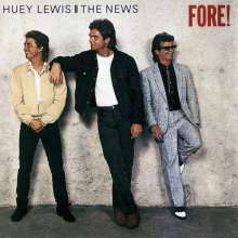 Huey Lewis & The News: Fore!, CD